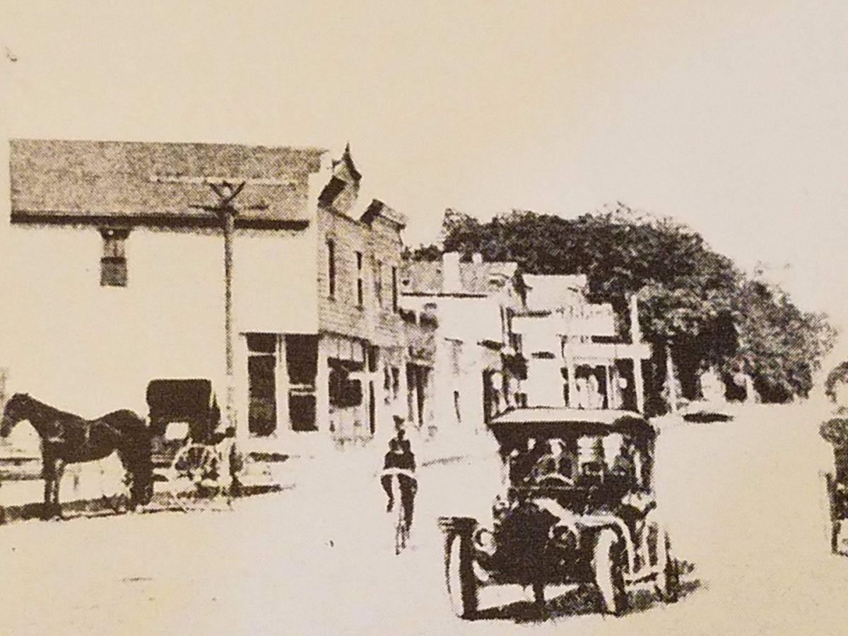 Waterford Main Street Circa 1910