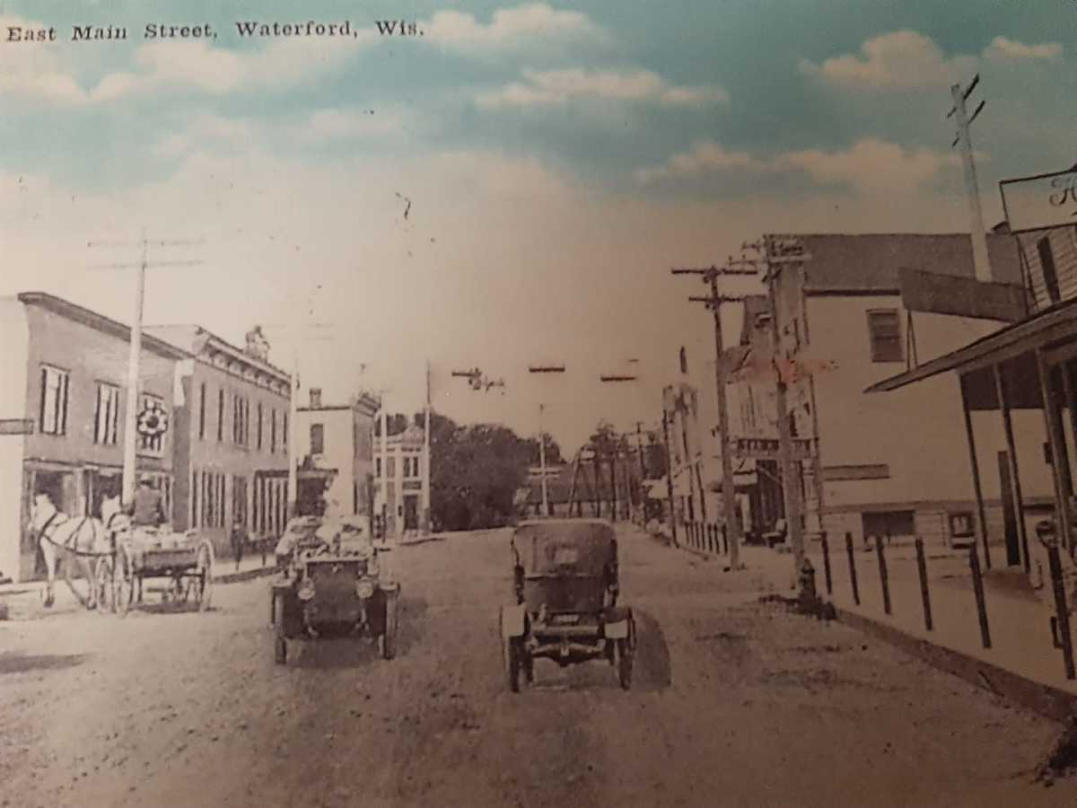 A History of Waterford, Wisconsin