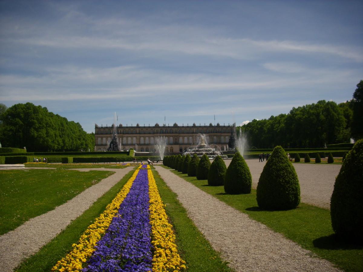 Herrenchiemsee Palace, Herreninsel, Germany