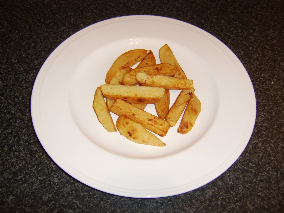 British Chip Shop Recipes Made Healthier