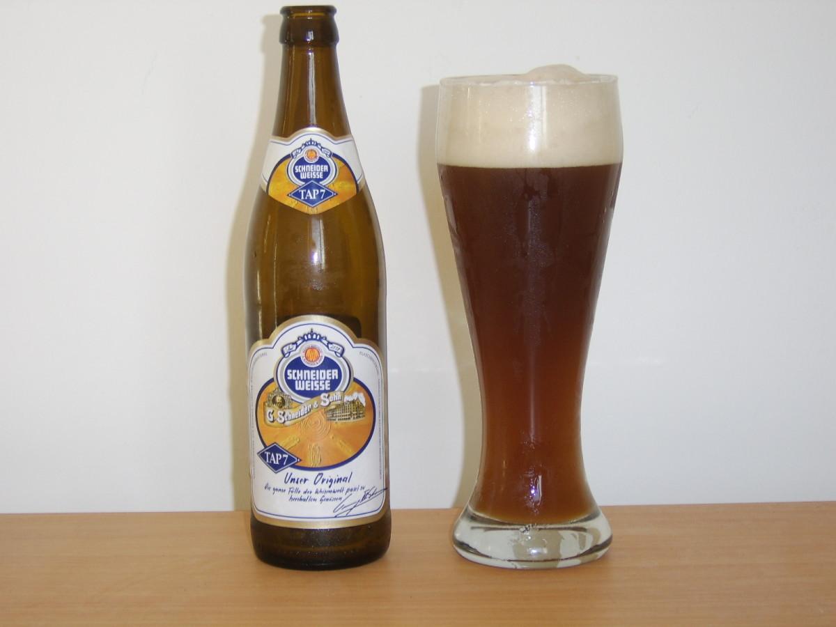 Dunkel (Dark) Weissbier