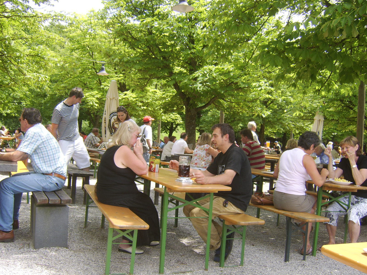 Best Places to Go for a Beer in Munich, Germany