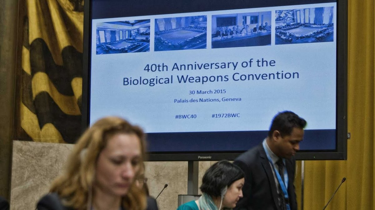 Geneva Convention on Biological Weapons