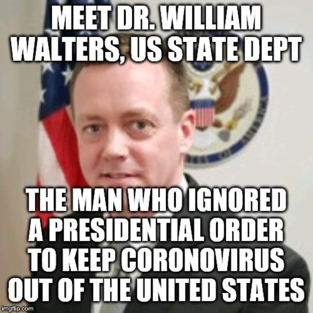 Dr. William Walters