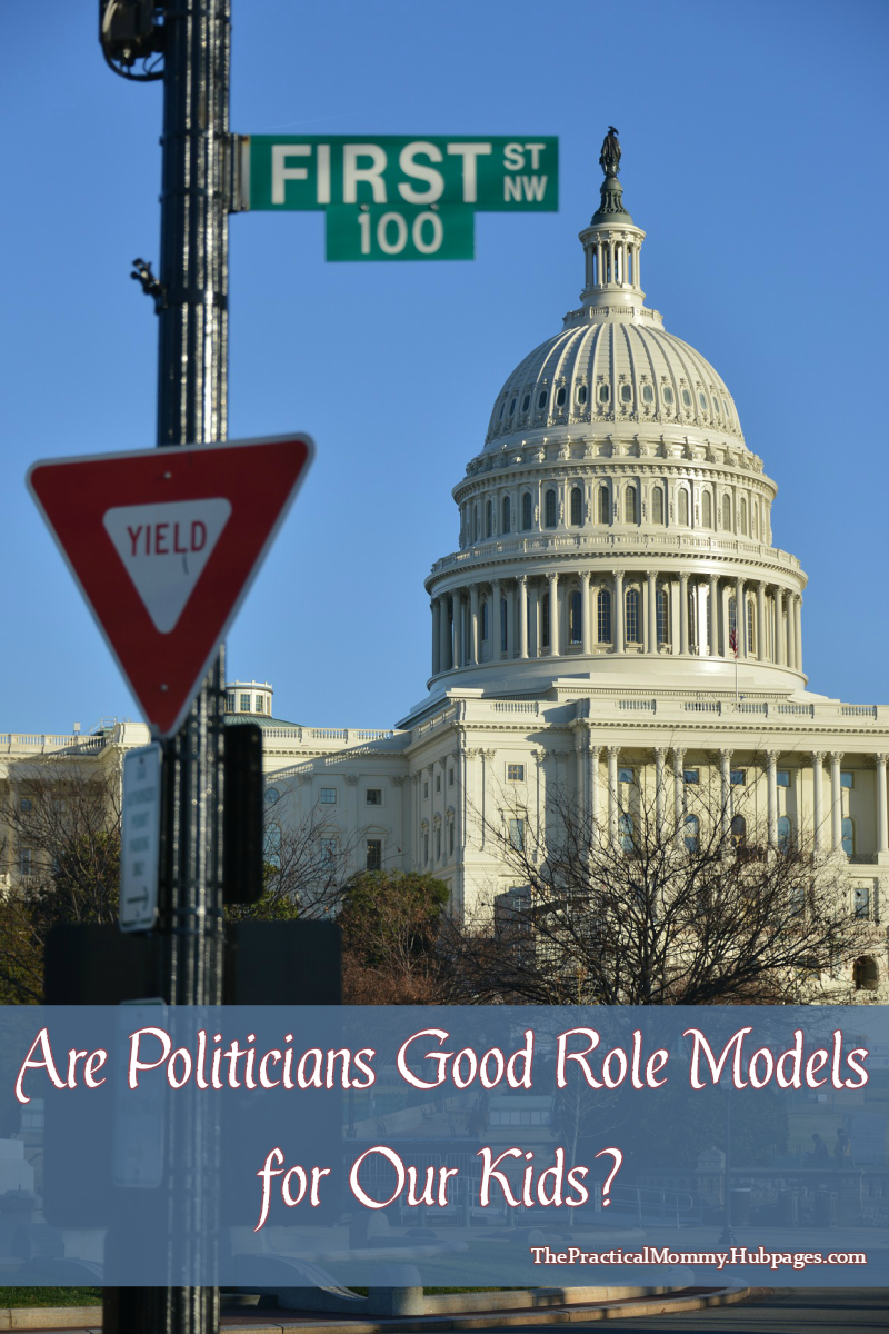 Role Models For Kids Are Politicians Positive Role Models