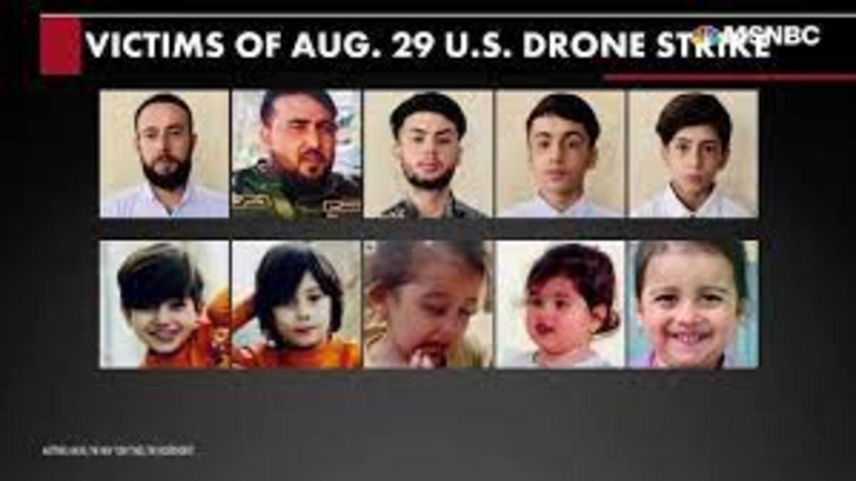 The Final Killer Drone Debacle in Afghanistan