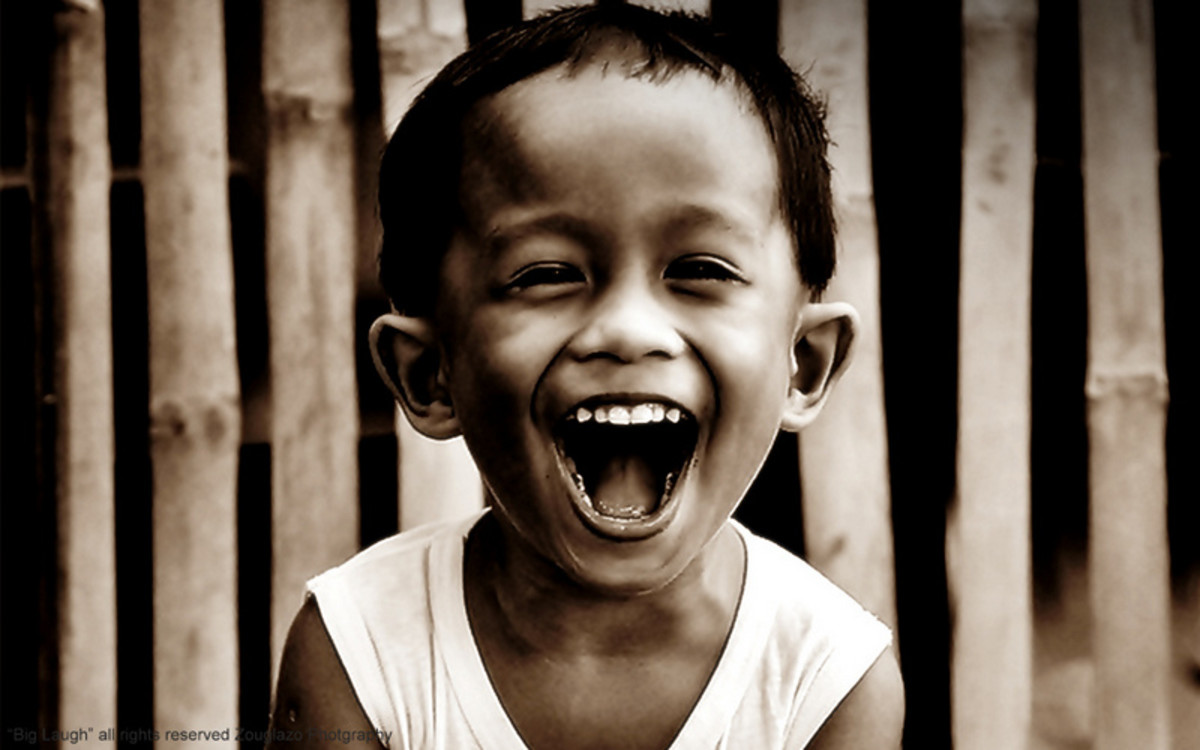 How laughing more helps you worry less