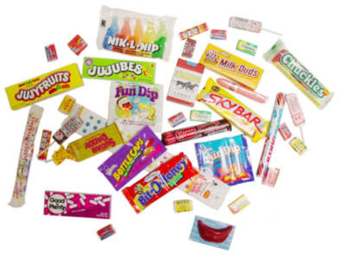 Assorted Goodies