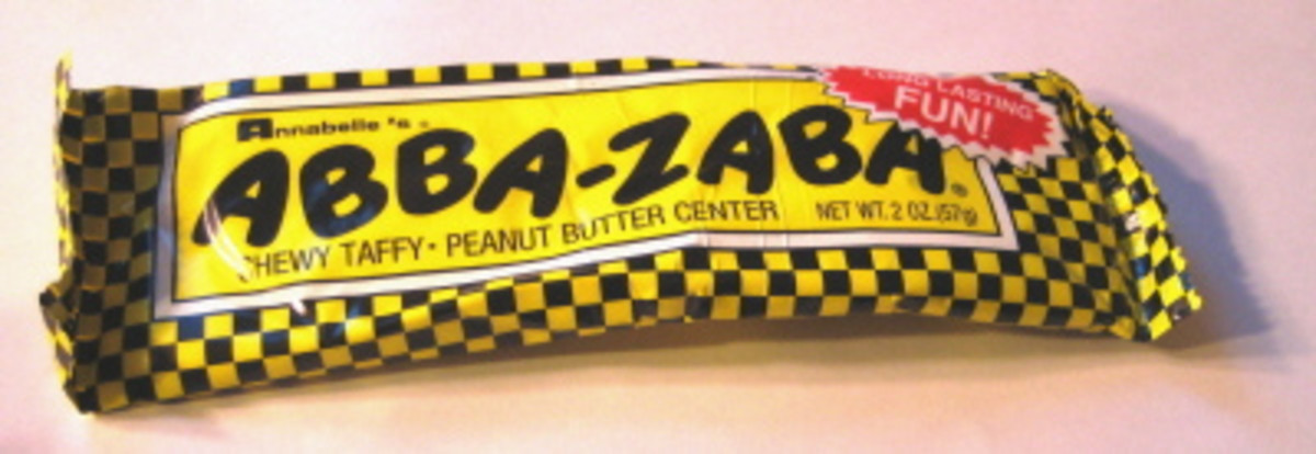 Abba-Zaba (wonder why they stopped making these?)