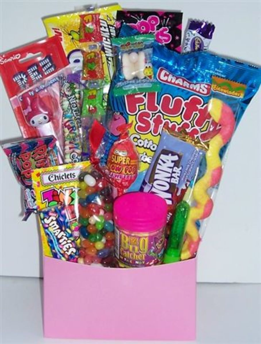 Make Someone's Day with a Basket based on a Particular Era