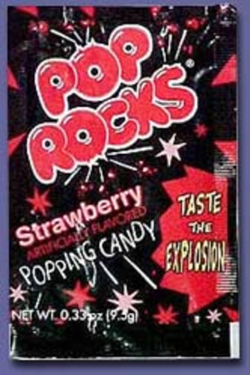 The infamous Pop Rocks