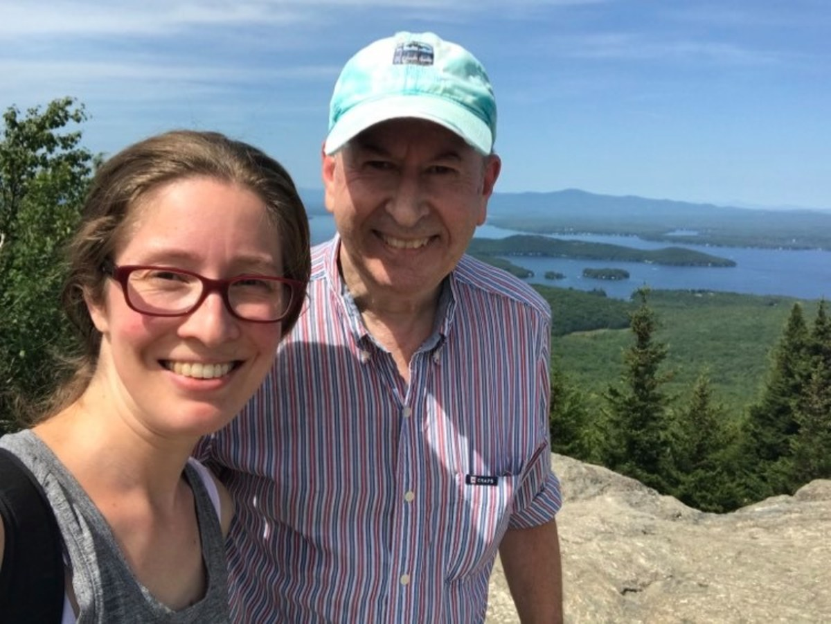 A Life Saved on Top Mt. Major in New Hampshire