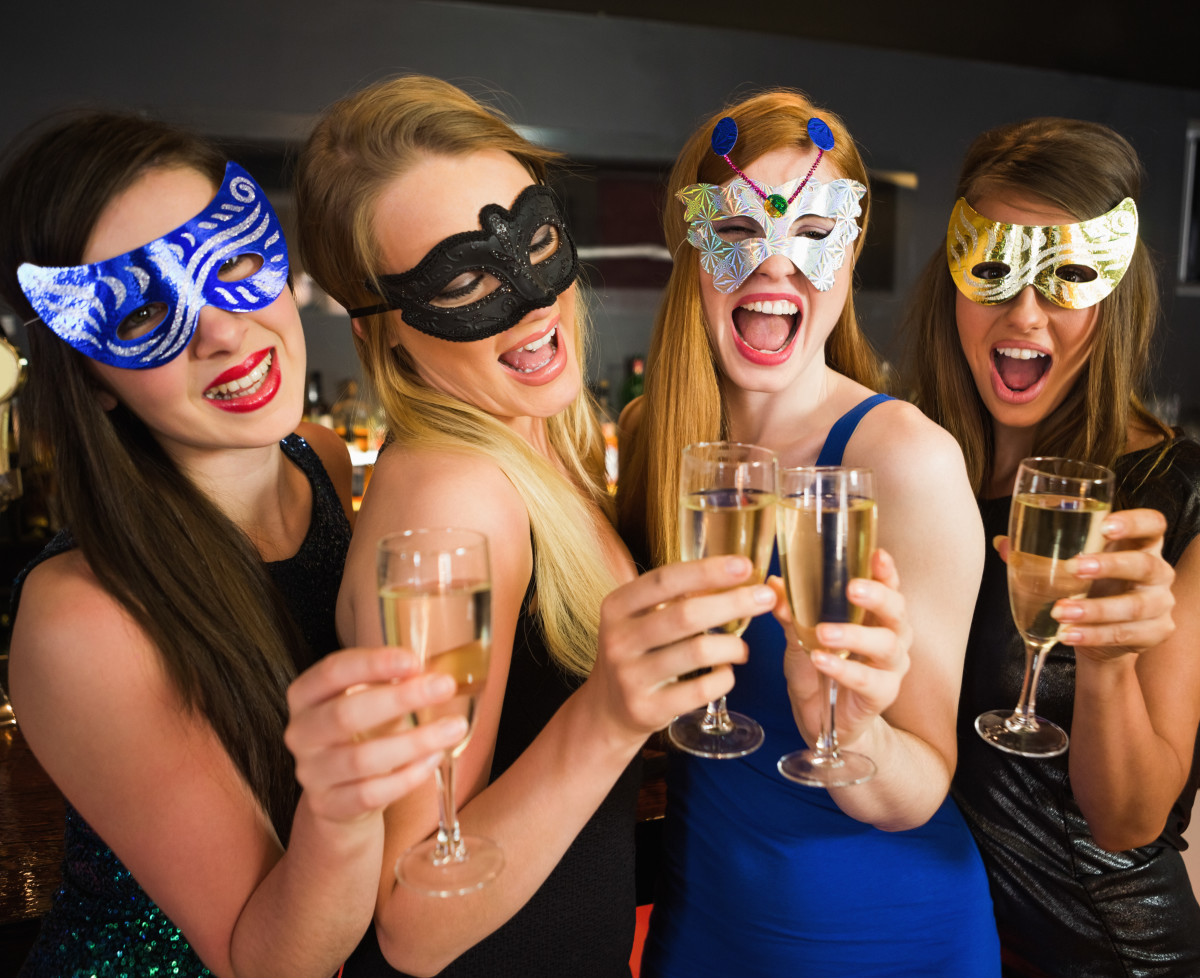 Masquerade Party Ideas: Decorations, Food, & Games
