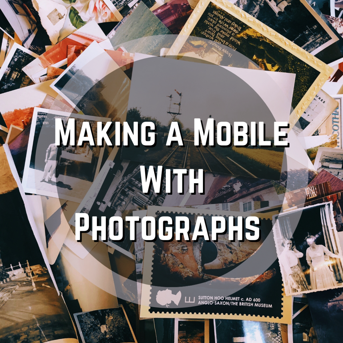 How to Make a Mobile With Your Favorite Photos