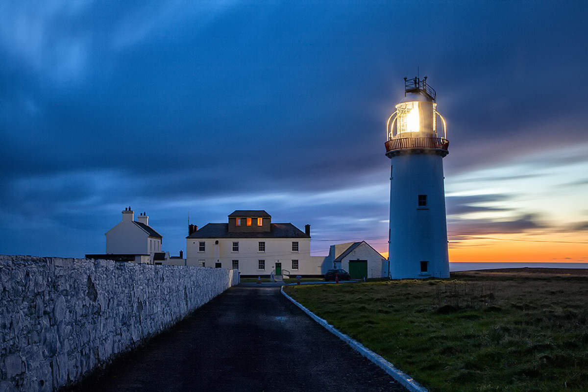 The 10 most beautiful lighthouses in Ireland