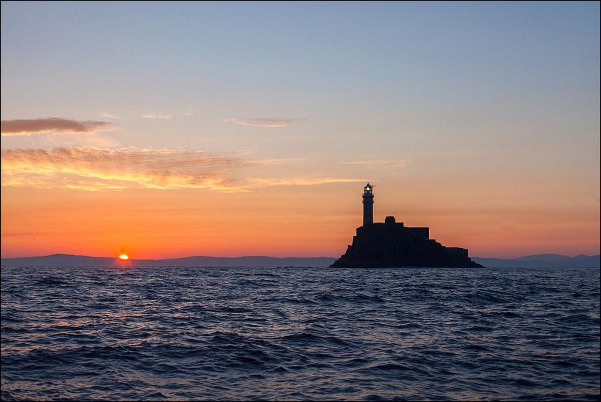 Fastnet Lighthouse Ireland