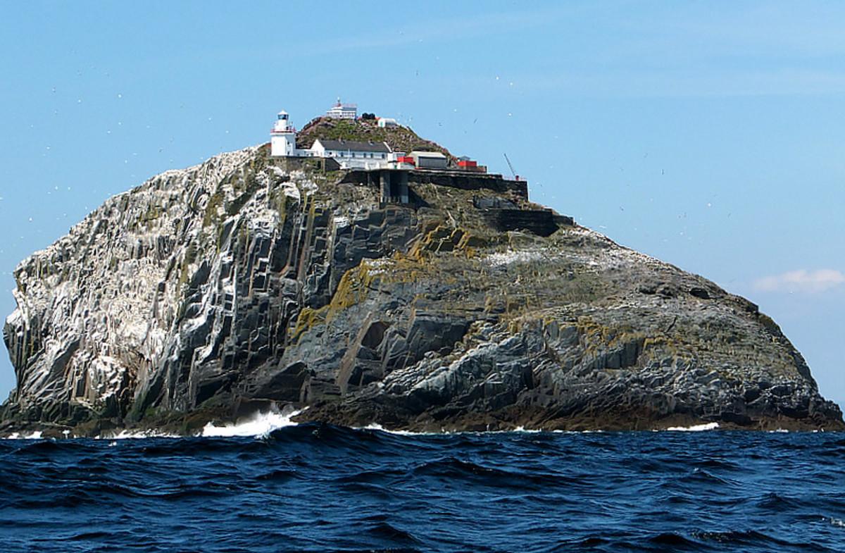 Bull Rock Lighthouse Ireland