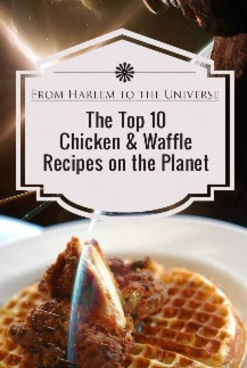 Chicken and Waffles Cookbook