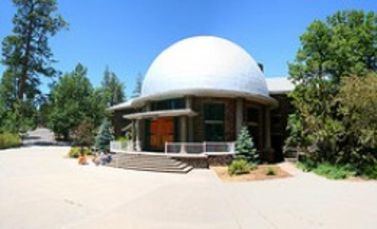 Visit the Slipher Building's Rotunda Museum