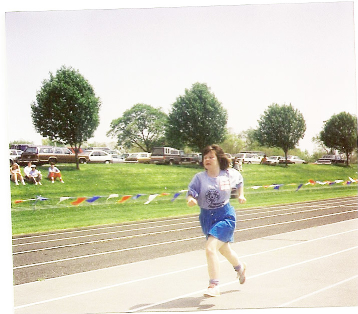 Down Syndrome-Special Olympics offers peer competition and exercise