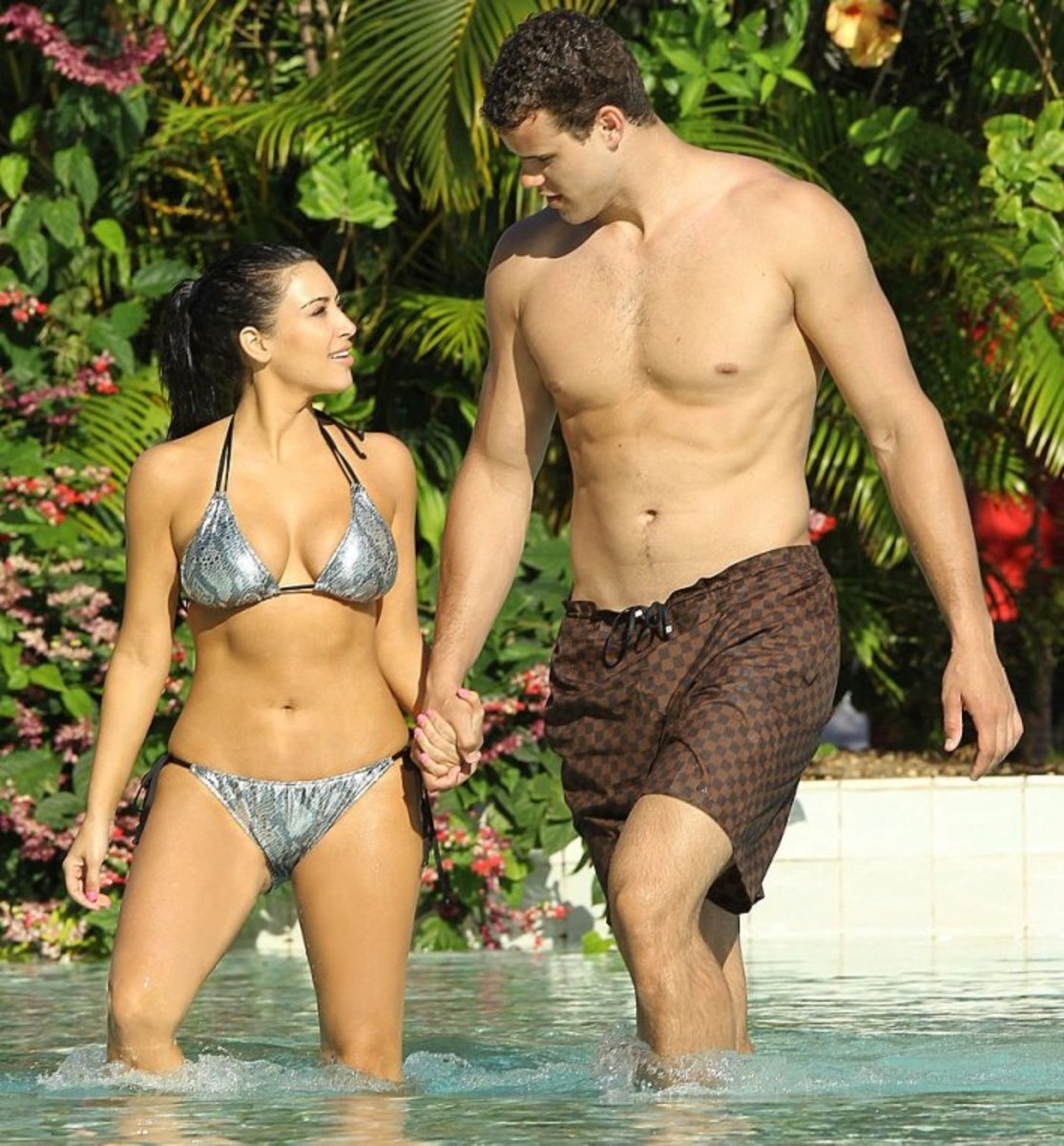 Media slammed the reality star's marriage to Kris Humphries as a publicity stunt. The entire ordeal was very controversial and put Kim back on the paparazzi radar as the events unfolded.