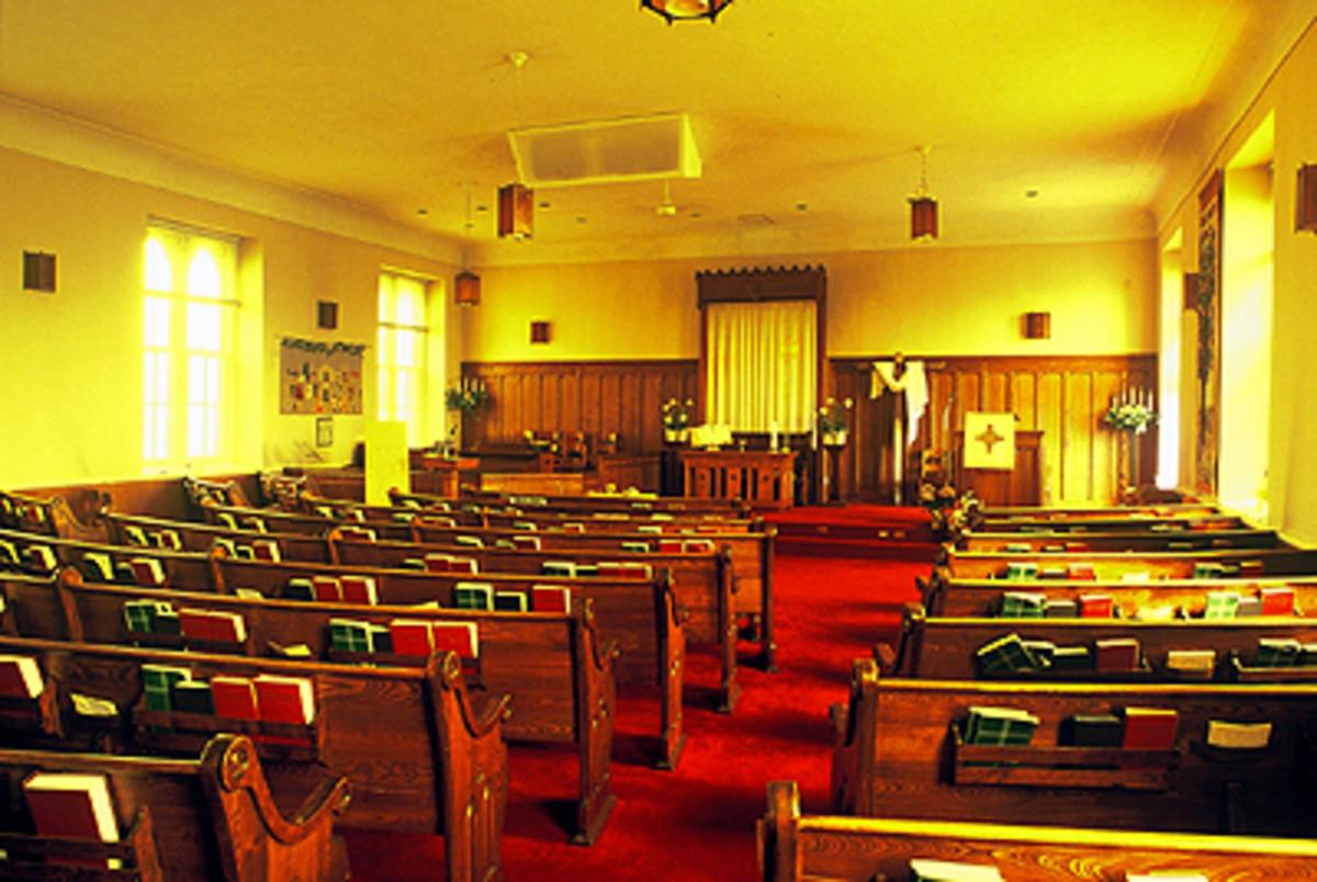 PLAIN SIMPLE CHURCH