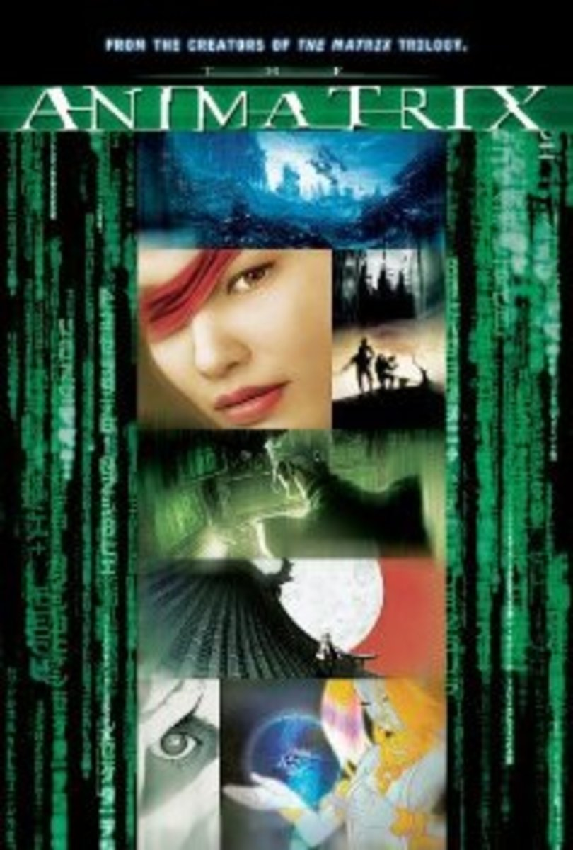 Film Review: The Animatrix