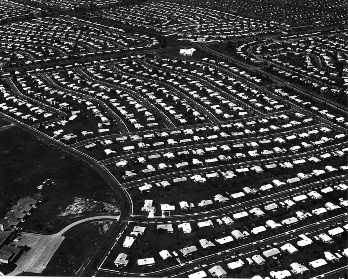 LEVITTOWN: FIRST SUBURB IN AMERICA